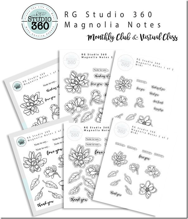 magnolia notes club-virtual class