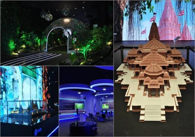 PM Modi releases pics of India Pavilion inaugurated at Dubai Expo