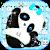 Cute Panda Keyboard Theme file APK for Gaming PC/PS3/PS4 Smart TV