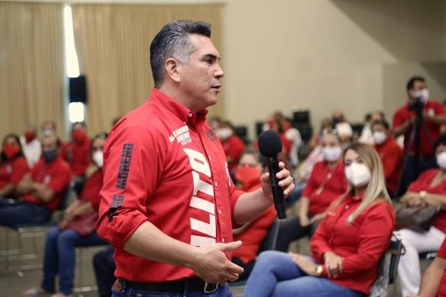 Los jóvenes de México son una prioridad para el PRI