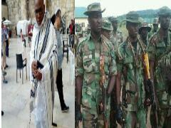 We Are Ready For Nnamdi Kanu - Nigerian Army