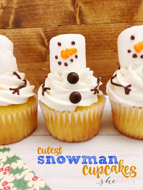 Cutest-Snowman-Cupcakes
