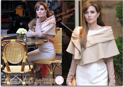 Filme o Turista com moda e Angelina Jolie