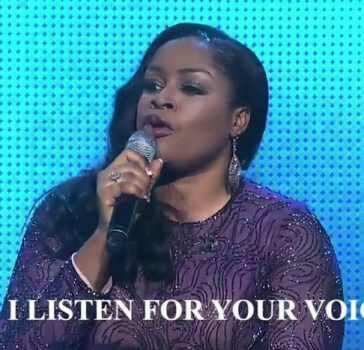 Sinach – All I See Is You