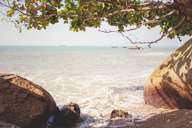 Miami Beach, Penang Island, Malaysia | Lavender & Twill
