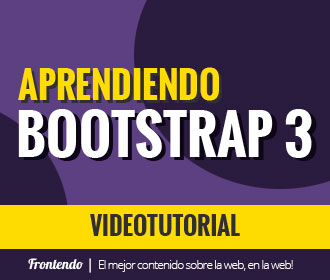 Aprendiendo Bootstrap 3
