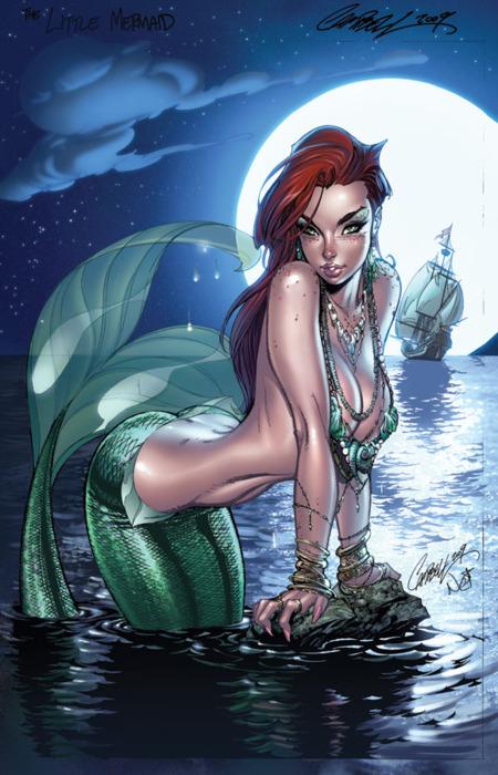 Mermaid New, Mermaids
