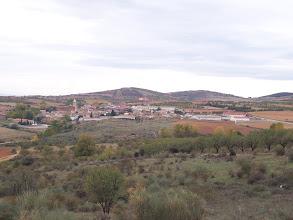 Photo: Desde el camino del vertedero...