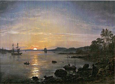 Johan Christian Dahl - Holmestrand
