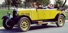 Morris-Léon Bollée 1925 12 CV