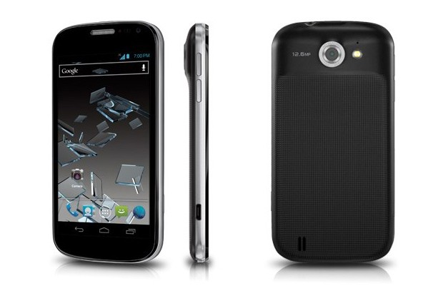 ZTE Flash, with 4.5 Inch Screen and Camera 12.6MP, Sprint sold cheaply