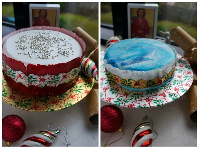Christmas Cake Assembly Song