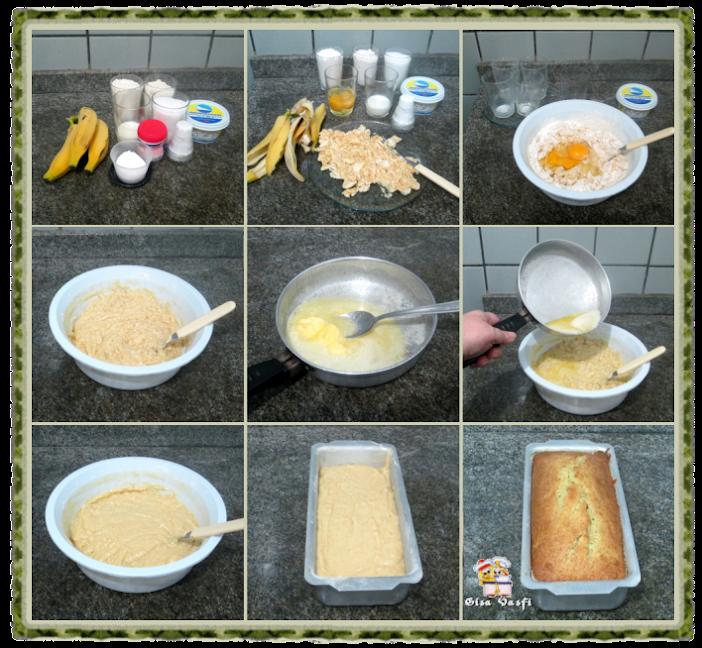 Bolo de banana 2