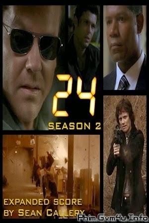 24 Giờ Chống Khủng Bố Season 2 - 24 Hours Season 2 - 2003