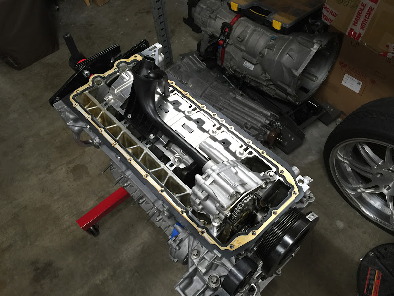 The Junkyard N54 Engine: Rebuild and Refresh - N54Tech com