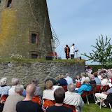 Ökumenischer Pfingstgottesdienst an der Westhoyler Windmühle 05.06.2017