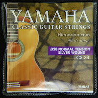 YAMAHA Classic Guitar String CS28