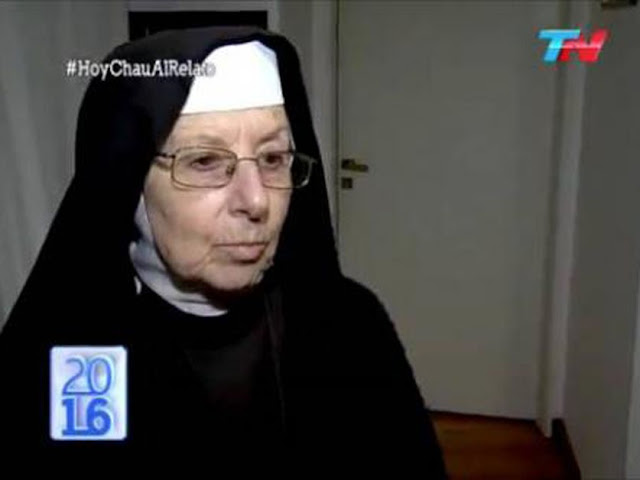 Argentina: Catholic nun and ex-minister caught with purloined cash