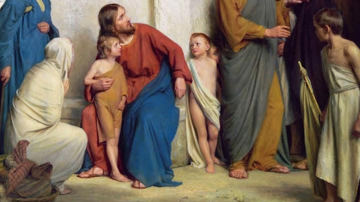 Để trẻ em đến với Thầy (14-8-2021 – Thứ Bảy Tuần 19 TN: Thánh Maximiliano Maria Kolbê)