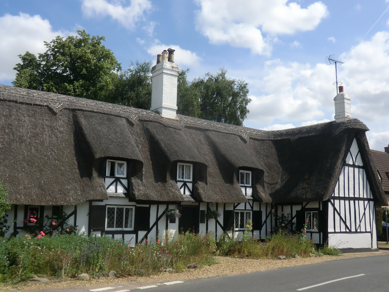 CIMG8917 Cottage, Hemingford Abbots