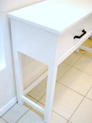 diy sideboard table
