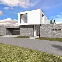 Nieuwbouw vrijstaand woonhuis plan De Koepel te Vught