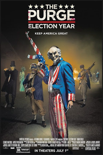 The Purge 3 Election Year (2016) คืนอำมหิต: ปีเลือกตั้งโหด
