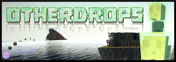 OtherDrops Spigot Plugin 1.11-1.12 Minecraft Mod