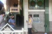 Langkah Preventif Kapolsek Marioriwawo Hindari Sebaran Covid 19 di Masjid, Ini Yang Dilakukan