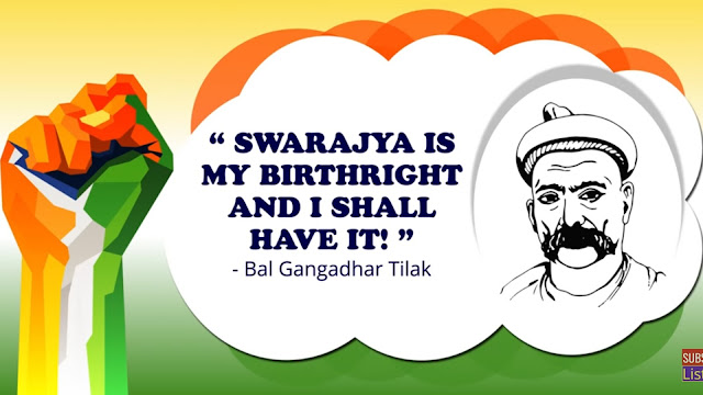 Happy independence day india slogan images