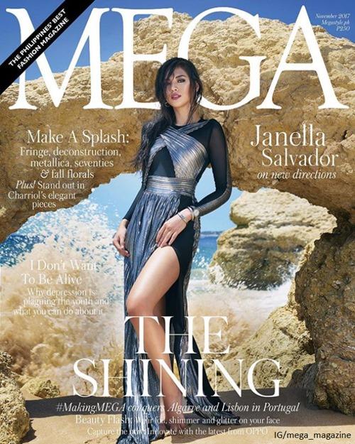 Janella Salvador - Mega Nov 2017