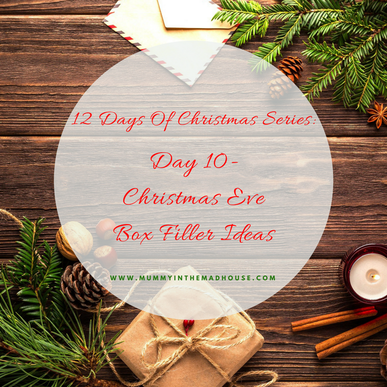 12 days of christmas gifts day 10