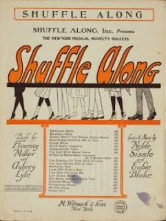 Shuffle Along Sheet Music Lyrics & Music by Noble Sissle and Eubie Blake