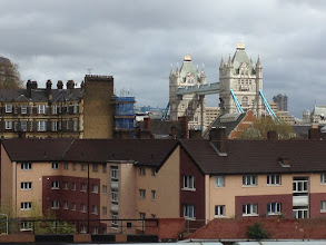 Photo: View from our new London office
