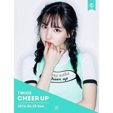 Foto Nayeon Twice Terbaru