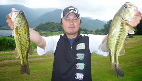 5位:松林幸男プロ(4本 2040g)