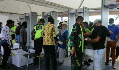 Pembukaan PON XX Sukses, Kodam XVII/Cenderawasih Turut Ambil Bagian Dalam Pengamanan
