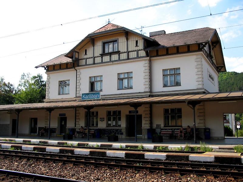 Karlstein - stacja