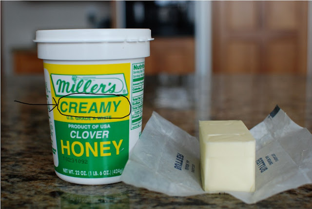 2 - Honey Butter
