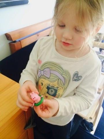 Emma in Bromley - Peppa Pig Holiday Time Sunshine Villa