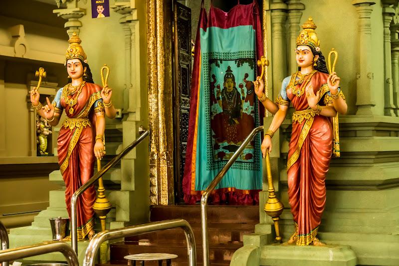 クアラルンプール チャイナタウン スリ・マハ・マリアマン寺院3