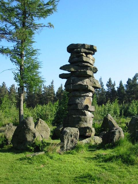 Altars, Celtic And Druids