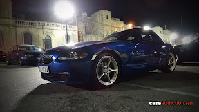 BMW Z4 - Le Mans Blue