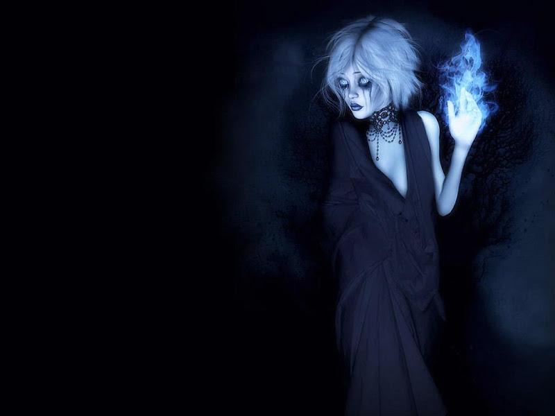 Innocent Warlock Maiden, Magic And Spells 2