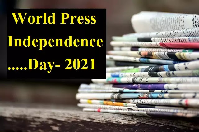 World Press Independence Day