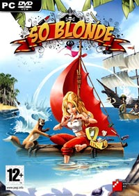 So Blonde - Review-Walkthrough By Jimmy Goldstein
