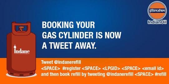 अब फेसबुक-ट्विटर पर भी बुक कीजिए गैस सिलेंडर, इंडियन ऑयल ने की शुरुआत