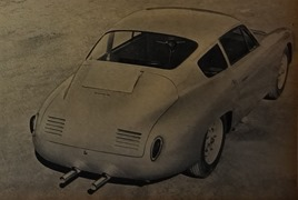 Porsche Carrera 1960