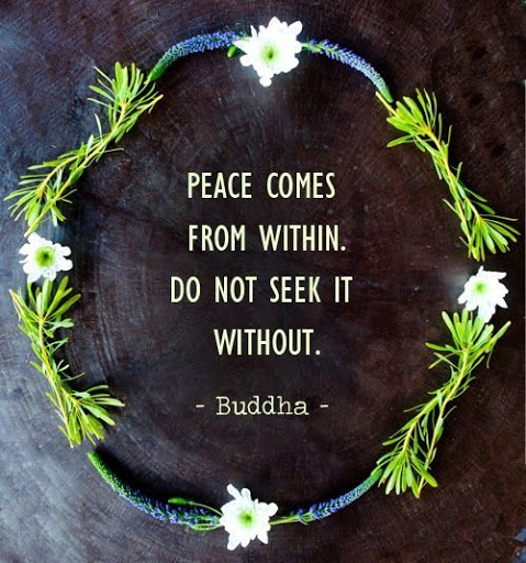 50 Great Peace Quotes About Life Quote Ideas