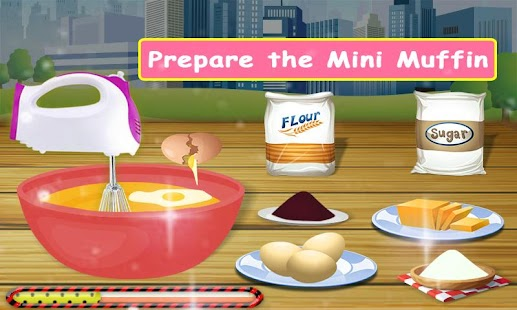 Download free Lunchbox maker : Muffin cooking and baking game for PC on Windows and Mac apk screenshot 3